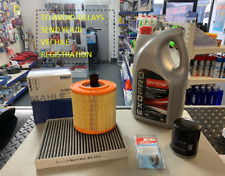 FOR VAUXHALL ASTRA K 1.4 SRI 2015> SERVICE KIT SUMP PLUG WITH 5 LITRE OIL