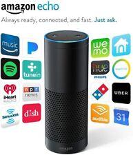 Amazon Echo 1st Generation Black(SK705DI)Digital Media Streamer Speaker- Alexa