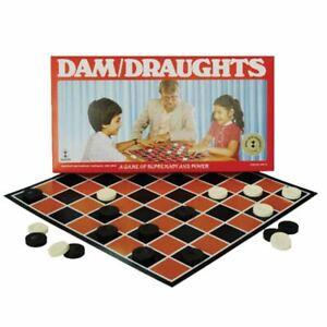 Dam Draughts Eco ( Economy ) [ SPM GAMES ] Checkers Board