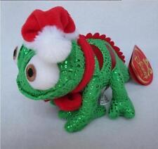New  Disney Tangled Rapunzel Pascal The Chameleon Mini Soft Plush Toy