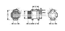Ford C-Max Focus AIR-CON COMPRESSOR Mazda 3 Volvo V50