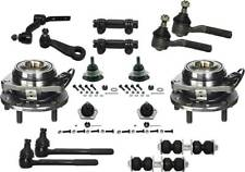 New 16 Piece Front Suspension Package fits Chevrolet Blazer S10 GMC Jimmy Sonoma