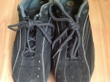 Ladies Specialized Black Cycling Shoes (Size EU 39)