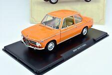 MODELLINO AUTO VINTAGE BMW 1600TI SCALA 1:24 CAR MODEL MINIATURE DIECAST EDICOLA