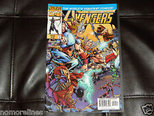 AVENGERS  (MARVEL) (1997 Series) #10 VARIANT Fair Comics Book Free Shipping!