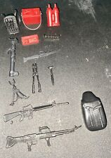 Vintage A-Team Action Figure Accessory Part Weapon Lot Galoob, 1983