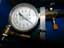 GAYSTON GAGE ASSEMBLIES AIR PRESSURE DIAL INDICATING CHUCK TYPE GAGE