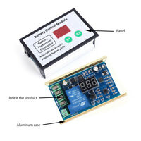Undervoltage Control Module Over-discharge Protection Module for 12V-60V Battery