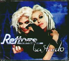 """RETTORE """" BASTARDO + VENTO NEL VENTO + CAMBIO """" CD's SIGILLATO 2003 SONY"""