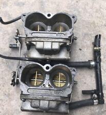 115hp Evinrude johnson outboard Part carburetors carbys 1 3/16