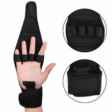 Rehabilitation Finger Gloves Brace Fixed Hand Fist Stroke Hemiplegia Training
