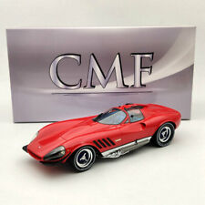 1:18 CMF Ferrari Thomassima III 1969 Red CMF18145 Limited Edition Collection