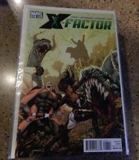 Marvel Comics X-Factor issue 203 in sleeve