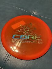 Latitude 64 Core Opto Plastic 175G New Disc Golf Disc 2018. Rare! Red