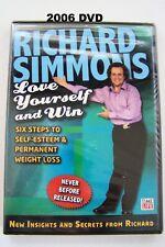 Richard Simmons: Love Yourself & Win 2006 DVD Health Exercise 6-step Esteem Diet