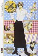 manga GOKURAKU CAFE' FLASHBOOK COMPLETA 1/2