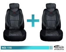 BMW E46 3er Schonbezüge Sitzbezug Auto Sitzbezüge Fahrer & Beifahrer 115
