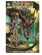 Soulfire Dying of the Light #0 SIGNED by Michael Turner COA Aspen Comics NM-