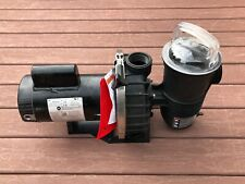 """Pentair Challenger 1/2HP In-Ground Pool Pump Single Speed 230V 2"""" Ports"""