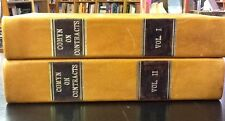 Comyn on Contracts, 2 Vol Set, complete 550 pp, leather 1823 ed, scarce