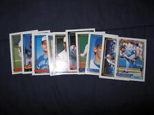 Lot Of 10 O-Pee-Chee Baseball Cards Vintage 1992 Various Teams Sports MLB (O)