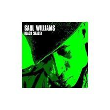 "Saul Williams Black Stacey 12"" VINYL Wichita 2005 NEW"