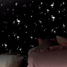 "Estrellas Luminosas con ""FLAMENCOS"" von wandtattoo-loft 12312 Luces Fluorescente"