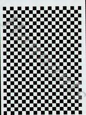 Microscale decals - 0.3cm Noir Echiquier msch182