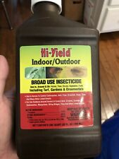 Hi-Yield 32010 Indoor/Outdoor Broad Use Insecticide Concentrate 32 Oz