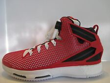 NEW - adidas D Rose 6 Boost Home Men's Basketball Shoes F37129 - Sz 8