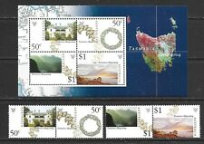 2004 Australia miniature sheet +4 stamps 200th anniv of Hobart in unmounted mint