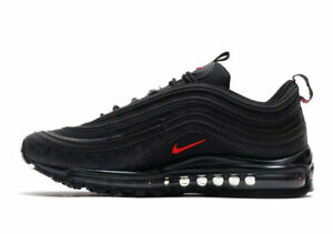 Nike Air Max 97 Black Multi Size US Mens Athletic Shoes Casual Sneakers