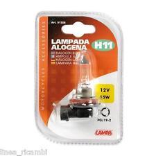 91508  12V Lampada alogena - H11 - 55W - PGJ19-2 - 1 pz - D/Blister