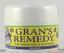 Grans Remedy For Smelly Feet and Footwear 50g(Original)
