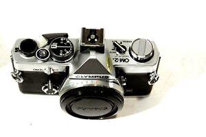 Olympus OM-2N 35mm SLR Film Camera Body Only