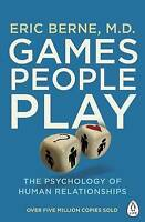 NEW Games People Play By Eric Berne Paperback Free Shipping