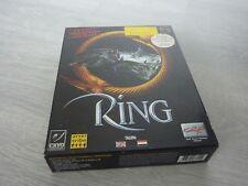 PC BIG BOX CD-ROM Game - Ring - Dutch - VERY RARE