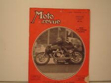 MOTO REVUE N° 1145 SAROLEA 500 Atlantic  Morel DUTCH TT à ASSEN 1953