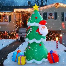 Giant Inflatable Christmas Tree Outdoor Christmas Ornaments