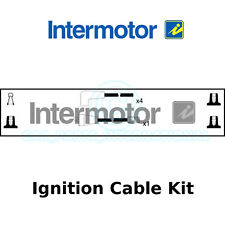 Intermotor - Ignition Cable, HT leads Kit/Set - 76321 - OE Quality