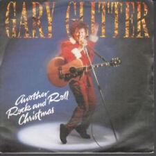 "Gary Glitter 45RPM Glam Rock 7"" Singles"