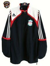 Liverpool FC Football Windbreaker Jacket 2007-2008 (M-38/40) Adidas Shirt Jacke