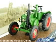 LE PERCHERON T 25 TRACTOR MODEL VEHICLE 1:32 SCALE 1947 IXO 7517013 GREEN K8Q