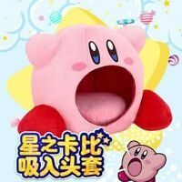 Super Kawaii Game Kirby Siesta Plush Soft Sleep Pillow Cosplay Toy Pet Bed Gift