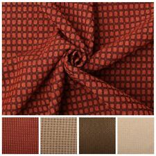 Supra Brick Cord Spotted Boucle Chenille Soft Heavy Rustic Upholstery Fabric