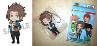 World Trigger Trading Rubber Strap Vol.2 Yuichi Jin Hobby Stock Toei Licensed NW