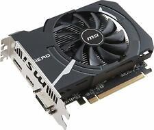 MSI Radeon RX 560 2GB GDDR5 AERO ITX 2G OC Gaming Video Graphics Card GPU