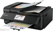 STAMPANTE INKJET MULTIFUNZIONE CANON PIXMA TR8550 FAX SCANNER WIFI Direct ADF