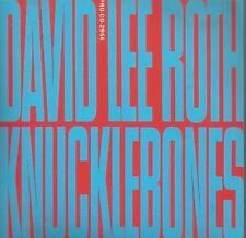 David Lee Roth - Knucklebones 1988 USA promotional CD single