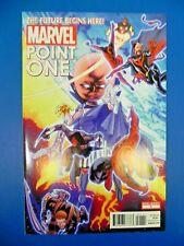 2012 Marvel Point One # 1  1st Sam Alexander Nova Rare Hot Key 9.6 NM